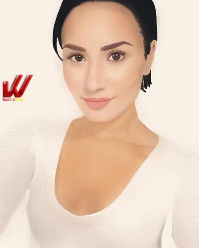 Demi Lovato by WaaaLi