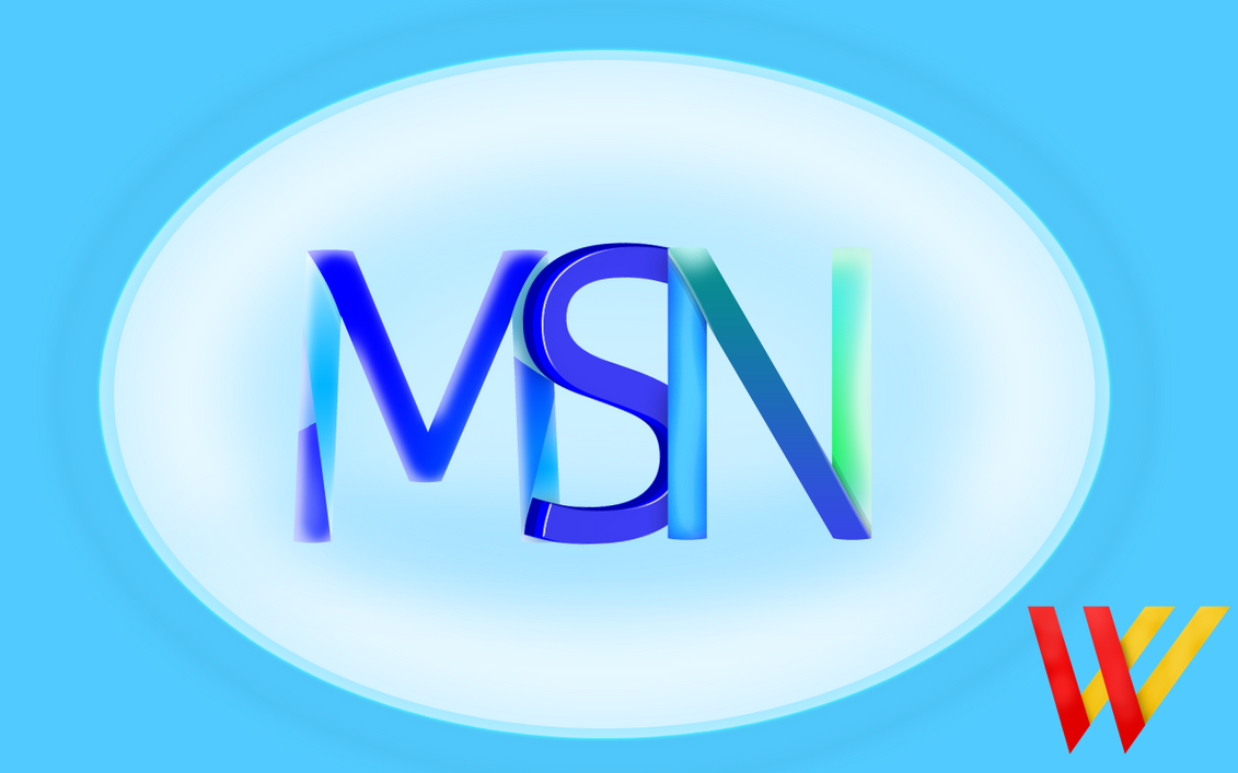 MSN logo by WaaaLi