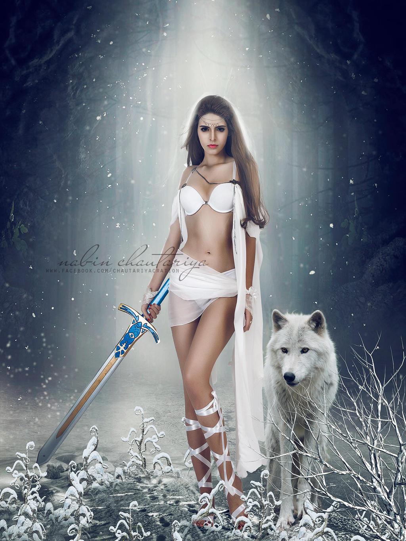 hunter by chautariya