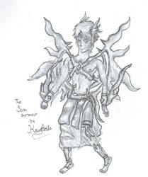 the sun armour