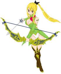 Lucy Heartphilia Stardress