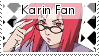 Karin Fan by DoctorMLoli