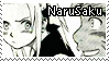 NaruSaku Stamp by DoctorMLoli