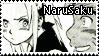 NaruSaku Stamp by DoctorMLoli