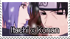 Itachi x Konan by DoctorMLoli