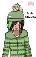 Shig Inuzuka by DoctorMLoli