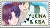 RQ - Yukina + Kisa by DoctorMLoli