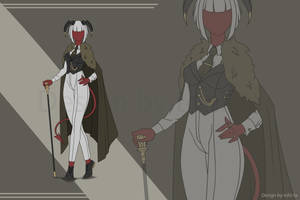 [Auction OPEN] Special outfit adoptable #5 by tohi-ta