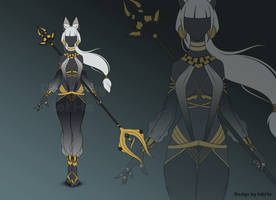 [Auction OPEN] Special outfit adoptable #7 by tohi-ta