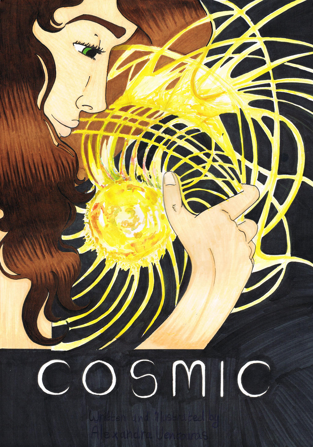 Cosmic-Title by xXIndigoStarXx