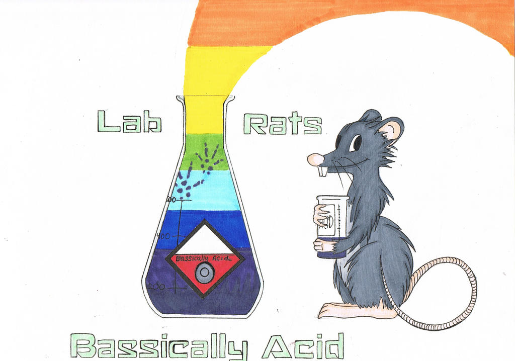 Lab Rats by xXIndigoStarXx