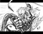 Marvel Heroes Ghostrider