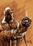 Hellboy and the Golden Army