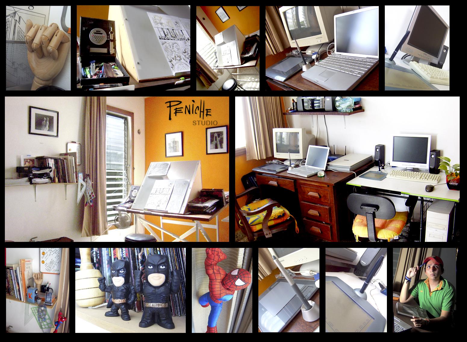 My Studio by Fpeniche
