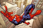 Spiderman Recolored