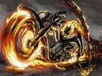 Ghost Rider 2 color