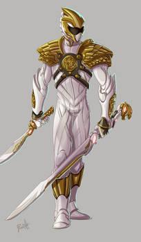 White Ranger color