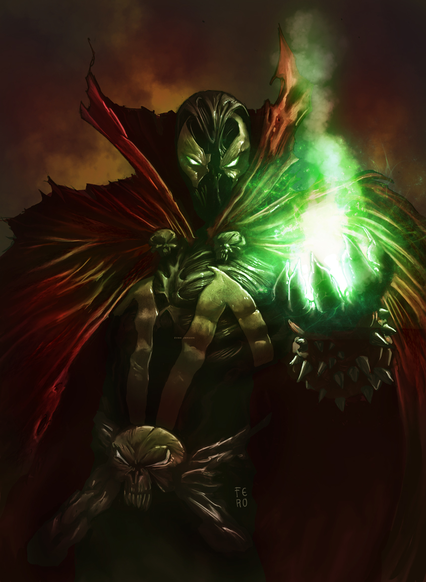 Spawn Power By Fpeniche On Deviantart