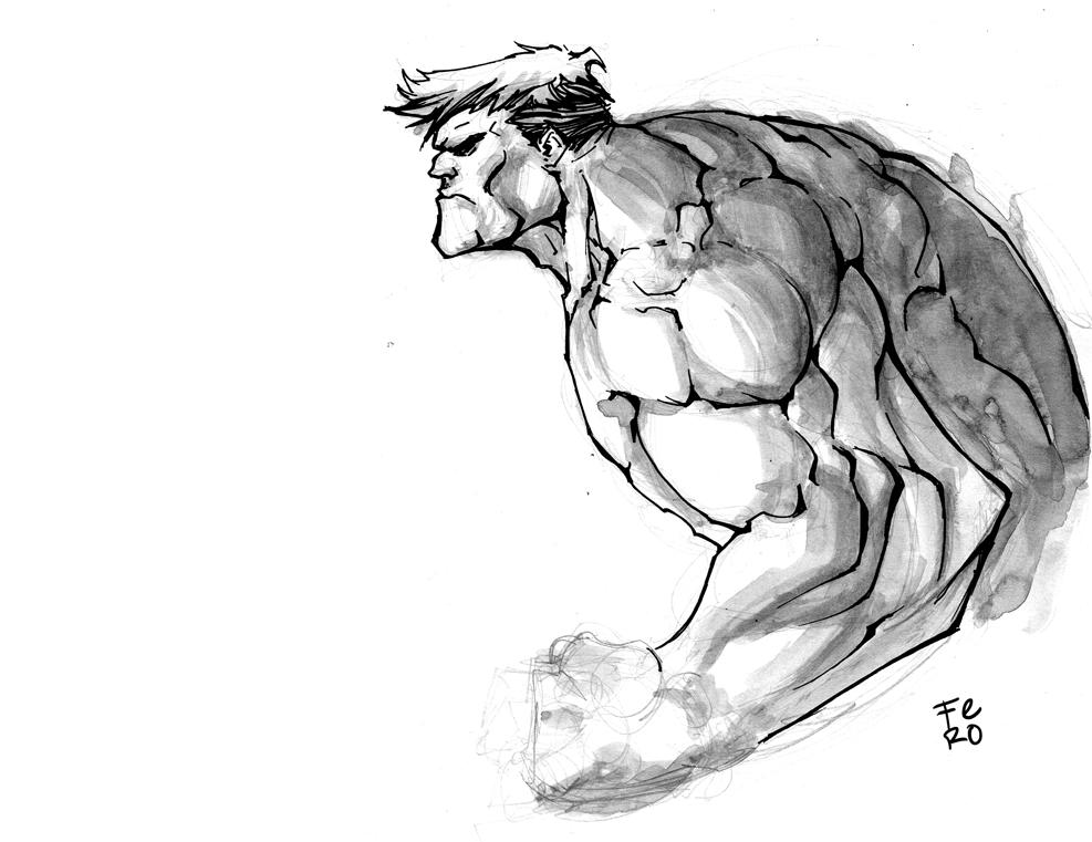 Hulk grey by Fpeniche