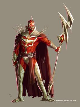 Lord Zedd color