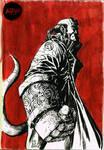 Hellboy Red