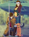 Gambit  Rogue