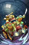 TMNT cover color
