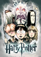 Harry Potter by Fpeniche