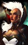 Storm queen of darkness