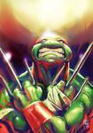 Raphael paint sketch