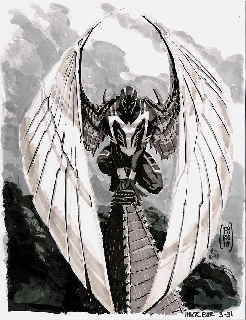 Archangel by Fpeniche