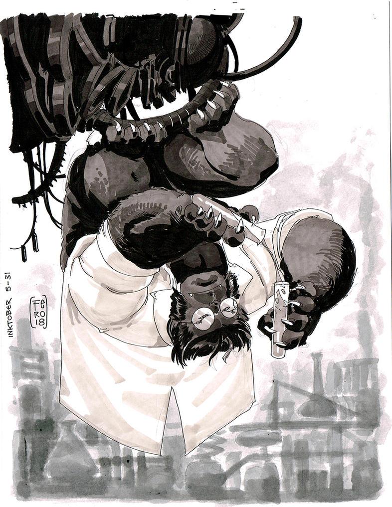 Beast by Fpeniche