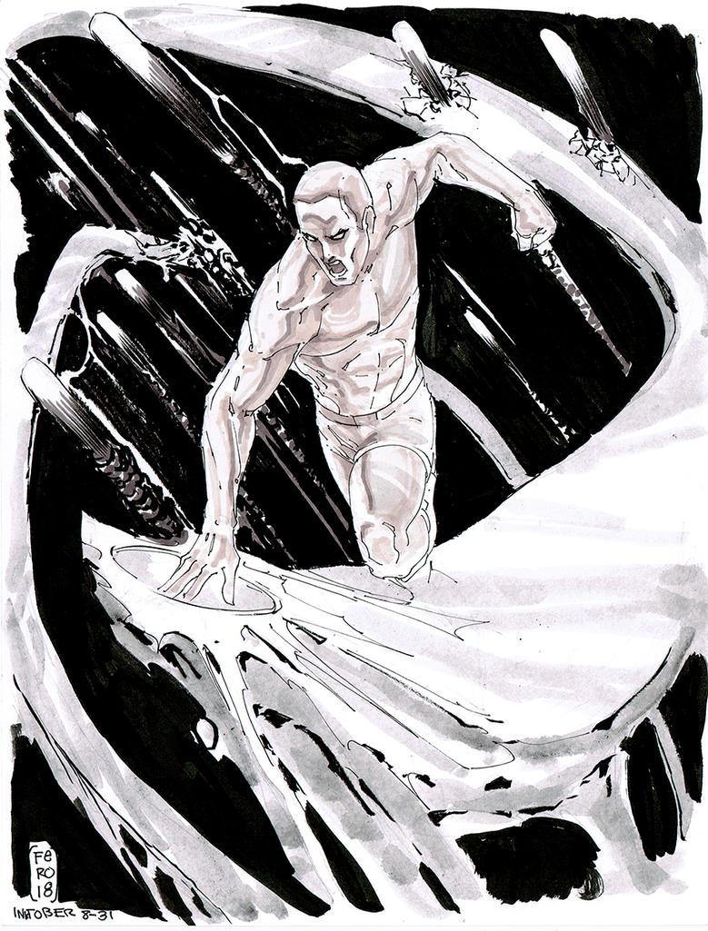 Iceman by Fpeniche