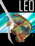 Leo Mask up