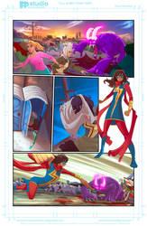 Msmarvel Sample Page 3 Fero