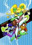 Muppets Fanzine: Green Pig