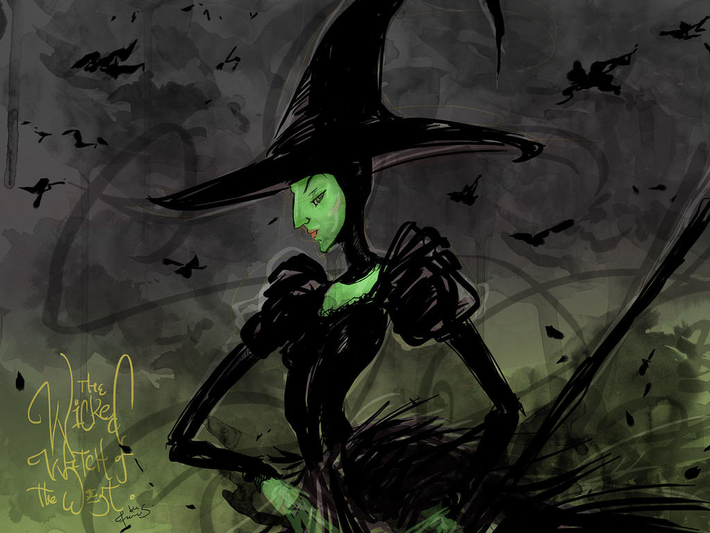 Wicked Witch of the West Oz the - 137.6KB