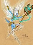 Eris the Eagle human version