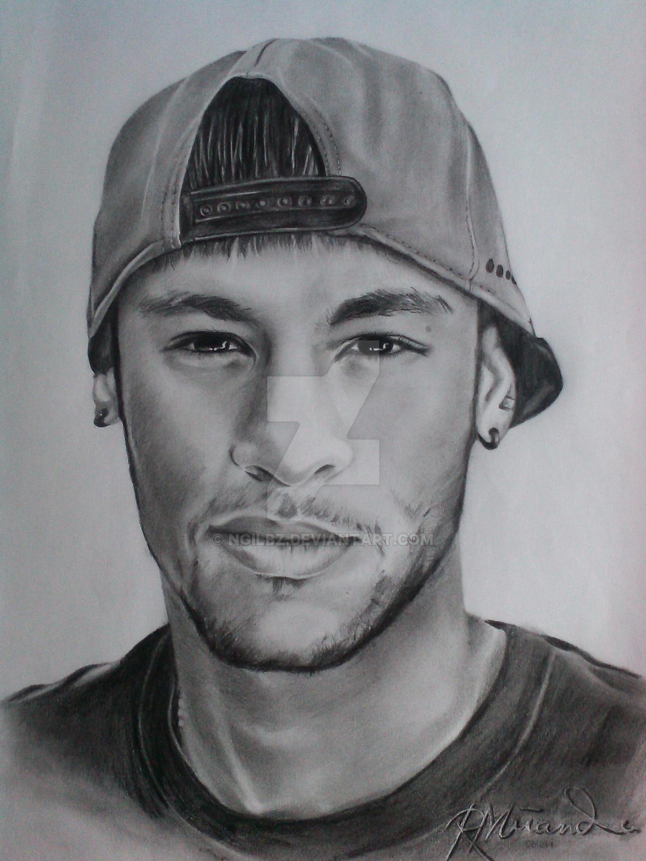 Neymar jr by ngilbz neymar jr by ngilbz
