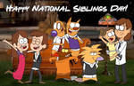 Happy (Belated) National Siblings Day!