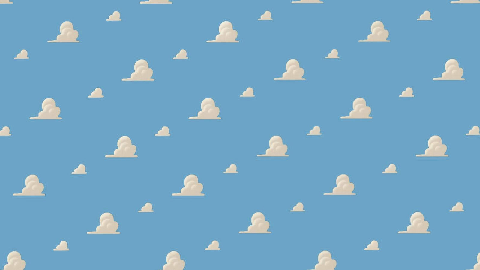 Toy Story Cloud Wallpaper By Luxojr888 On Deviantart