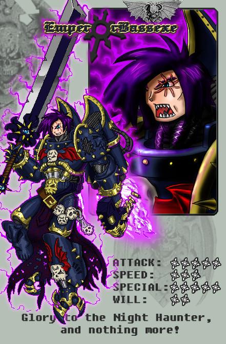 Emperor Bass Exe's Pixel ID by EmperorBassexe
