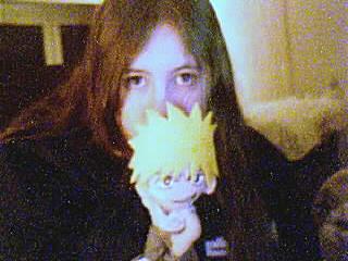Me and Ichigo by Twisted-Black-Rose