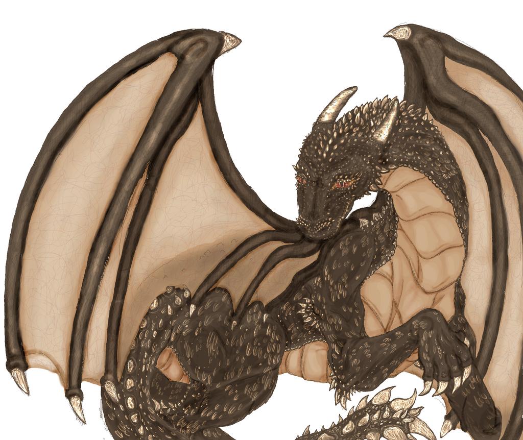 Dragon by koukidoo