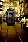 Istanbul Nostalgic Tram by WorldsInWorld