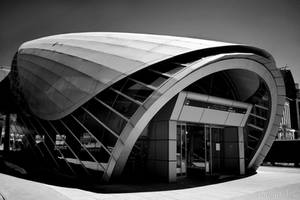 Shell Architecture by WorldsInWorld