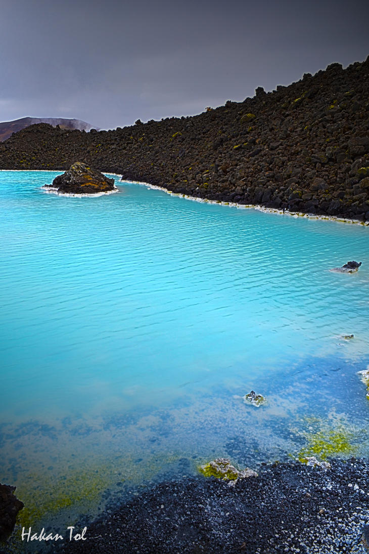 Blue Lagoon by WorldsInWorld