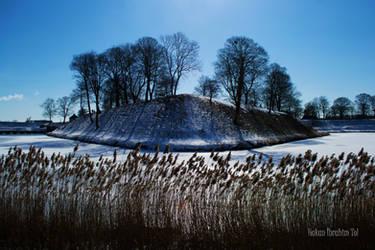 Corner of Kastellet by WorldsInWorld
