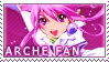 ToP - Arche Klaine Fan Stamp by hiiragi-the-tempest