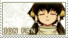 ToA - Fon Master Ion Fan Stamp by hiiragi-the-tempest
